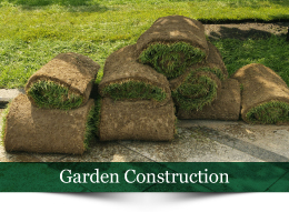 Plant A Seed Garden construction & build services