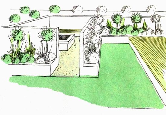Ebford exmouth garden design plant a seed garden design for Garden design devon