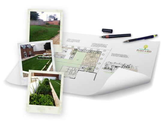 Ebford, Devon Garden Design Portfolio by Plant A Seed