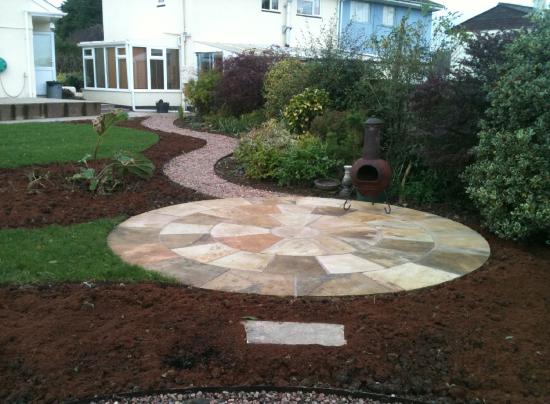 Northlew devon garden design devon after 1 plant a seed for Garden design devon