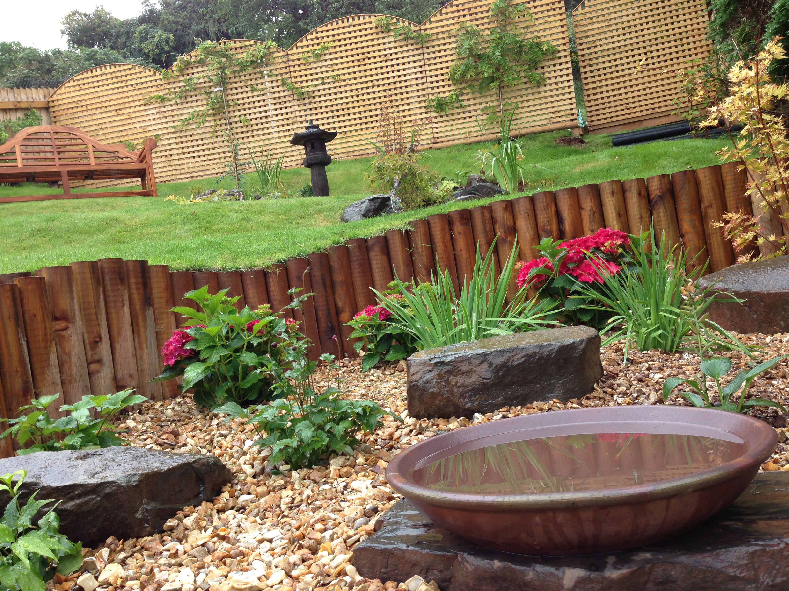 exeter japanese garden designer
