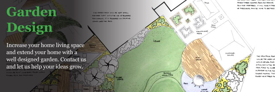 Garden Design from Devon garden designer Plant A Seed Garden Design