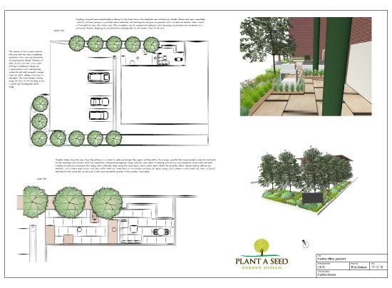 digital garden design plant a seed garden design