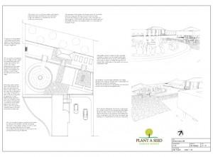 Plant-A-Seed-Garden-Design-Devon-Digital-Designs-Portfolio-Linhay-Beare-Mill