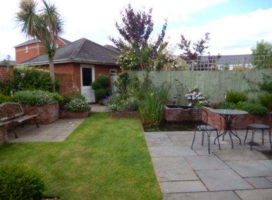 Horeseguards Exeter garden Design Plant A Seed Garden Design